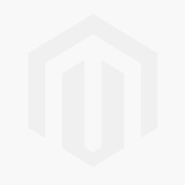 Twin set (brush, comb, cotton bag) - orange color